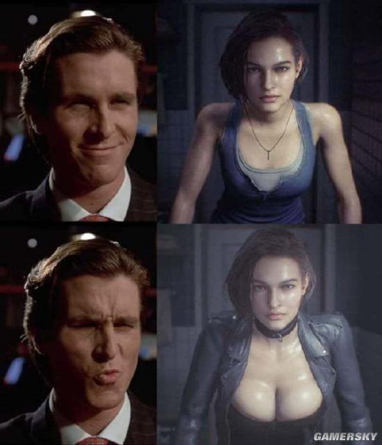 女朋友喜欢奇异的姿势 这游戏害人不浅的囧图